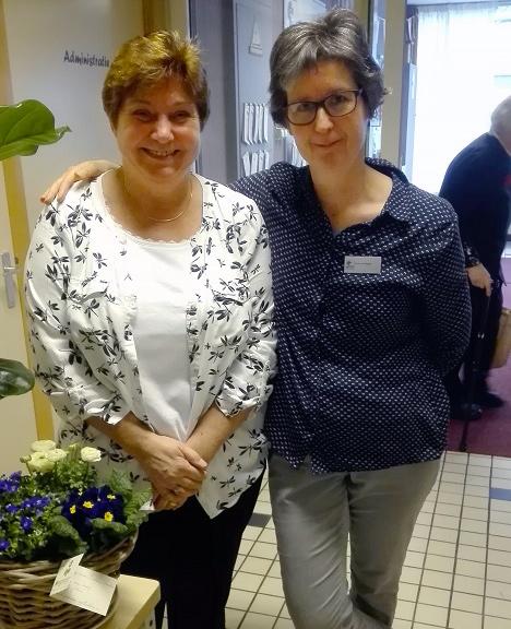 Paula en Erna